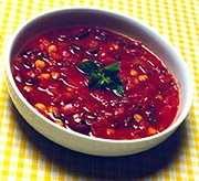 Chilli Bean Soup Recipe – 3 points