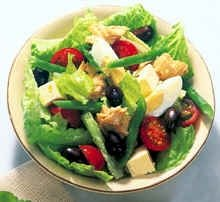 Salad Nicoise Recipe – 6 points