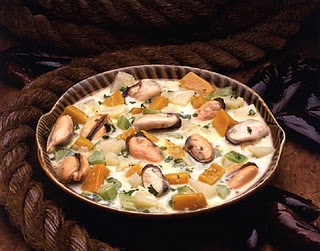 Weight Watchers Recipe: Seafood chowder