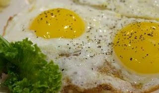 Weight Watchers Recipes: Sunny-side Up and Over Easy Eggs
