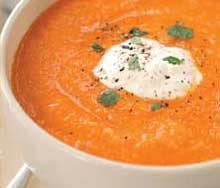Weight Watchers Recipe: Creamy Pumpkin Soup