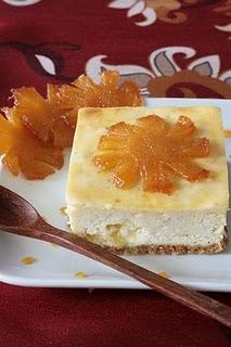 Almond Cheesecake Recipe -9 points