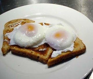 Weight Watchers Recipe: Poached Eggs