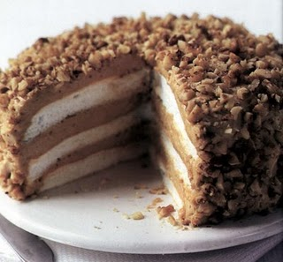 Weight Watchers Recipes: Coffee Cream Cake
