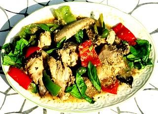 Green Thai Chicken Curry Recipe - 5 points