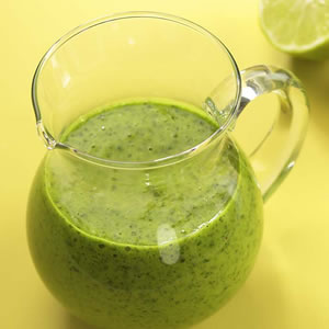 Lime Dill Dressing Recipe - 4 points