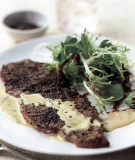 Weight Watchers Recipes: Steak au Poivre