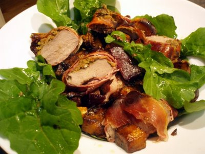 lamb-and-vege-salad